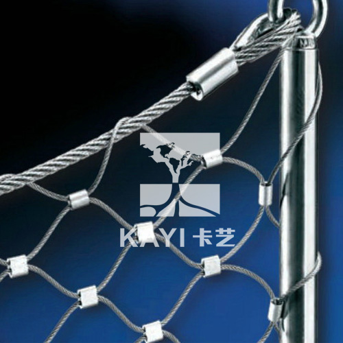 Architectural Stainless Steel Rope Mesh